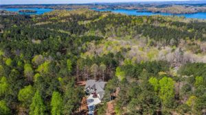 105 Scenic Crest Way in woodland setting