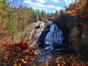 High Falls of DuPont State Forest